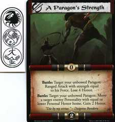 A Paragon's Strength