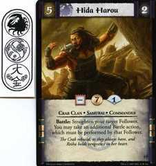 Hida Harou