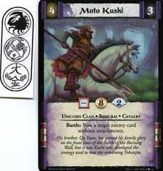 Moto Kushi
