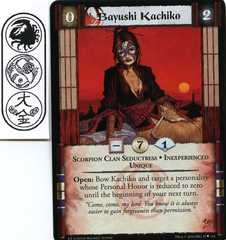 Bayushi Kachiko Inexperienced - c15 promo