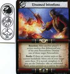 Doomed Intentions - c15 Promo