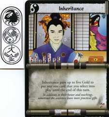 Inheritance - c15 promo