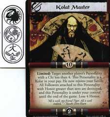 Kolat Master - c15 promo