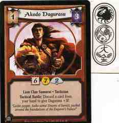 Akodo Dagurasu FOIL