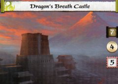 Dragon's Breath Castle (Full Bleed Stronghold)