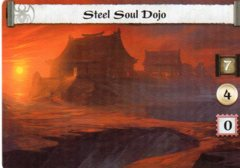 Steel Soul Dojo (Full Bleed Stronghold)