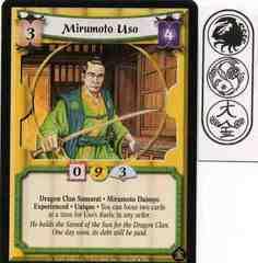 Mirumoto Uso (Experienced) FOIL