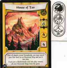 House of Tao FOIL