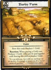 Barley Farm - Alt Art