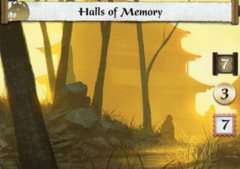 Halls of Memory (Full Bleed Stronghold)