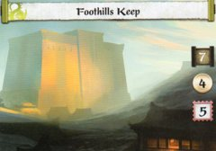 Foothills Keep (Full Bleed Stronghold)
