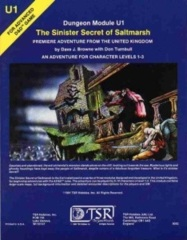 U1 The Sinister Secret of Saltmarsh