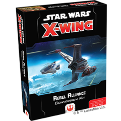 Pre-Order X-Wing 2nd Ed: Rebel Alliance Conversion Kit