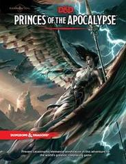 D&D Next Princes of the Apocalypse