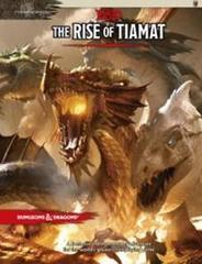 D&D Next The Rise of Tiamat