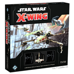 Pre-Order Star Wars X-Wing Second Edition Core Set