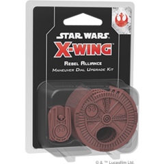 Pre-Order X-Wing 2nd Ed: Rebel Alliance Maneuver Dial Upgrade Kit