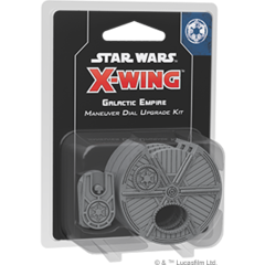 Pre-Order X-Wing 2nd Ed: Galactic Empire Maneuver Dial Upgrade