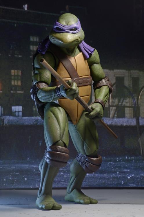 Neca: TMNT - 1/4th Scale Figure - Donatello