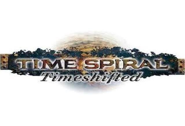 Time Spiral Foil NM MTG Assault // Battery