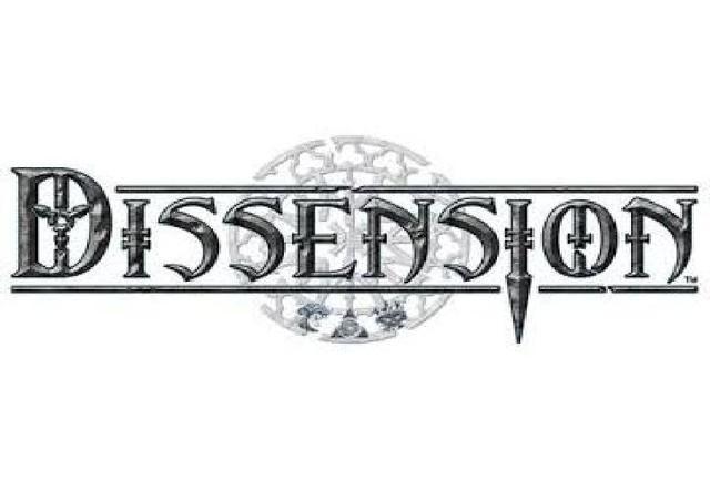Dissension logo