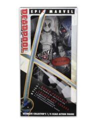 Neca: Marvel - 1/4 Scale Figure - Deadpool X-Force