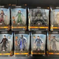 Marvel Legends Series: Eternals- Sersi