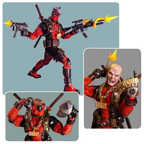 NECA: Marvel - 1/4 Scale Figure - Ultimate Deadpool