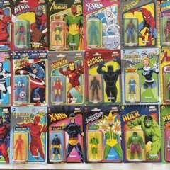 Marvel Legends: 3 3/4 Retro- Iceman