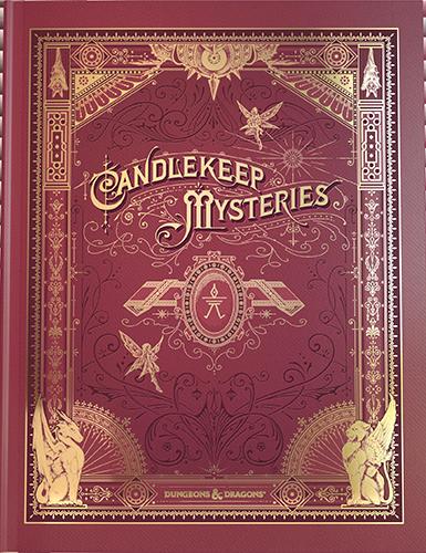 Candlekeep Mysteries- Alt Art Hobby exclusive