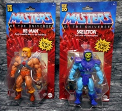 Masters of The Universe: Skeletor- retro play