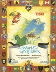 World of Greyhawk Fantasy Game Setting