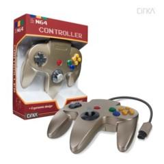 (Hyperkin) Cirka Gold N64 Controller