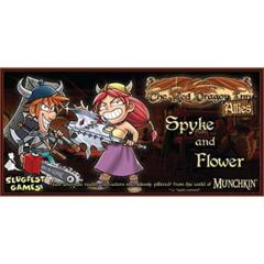 The Red Dragon Inn Allies Spyke And Flower