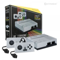 (Hyperkin) RetroN 1 Gaming Console for NES (Silver)
