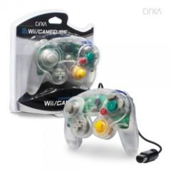 (Hyperkin) Cirka Clear Wii/Gamecube Controller - Wired