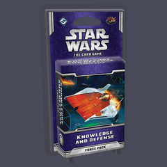 Knowledge and Defense - Force Pack (Star Wars) - The Card Game