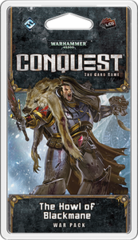 The Howl of Blackmane - War Pack (Warhammer 40k - Conquest) - The Card Game