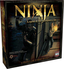 Ninja: Legend of the Scorpion Clan