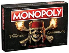 Monopoly - Pirates Of The Caribbean Ultimate Edition (2017)