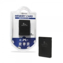 (Hyperkin) 8MB Memory Card for PS2 - Tomee