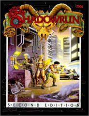 Shadowrun: 2nd Edition