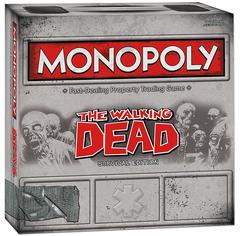 Monopoly: The Walking Dead - Survival Edition