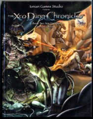 The Xro Dinn Chronicles: Book Two: New Horizons