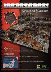 Malifaux Terraclips 3D Sewers