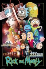 #11 - Rick and Morty Wars