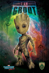 #09 - Guardians of the Galaxy I Am Groot