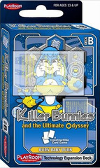 Killer Bunnies and the Ultimate Odyssey: Burn Baby Burn Technology Expansion Deck