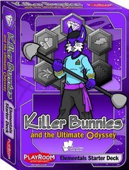 Killer Bunnies and the Ultimate Odyssey: Elemental Starter Deck