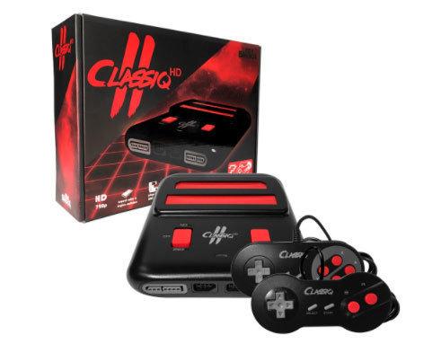 (Old Skool) CLASSIQ 2 HD - BLACK/RED